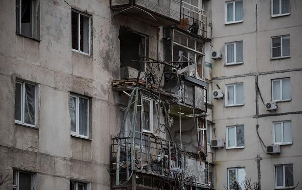 В Донецке за сутки погиб один мирный житель