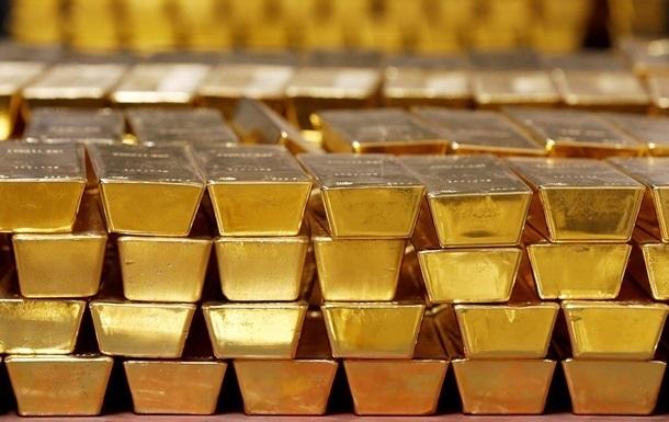 Украина прекратила продажу золота из резервов