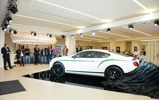 Компанія Bentley представила  королівську  версію седана Mulsanne