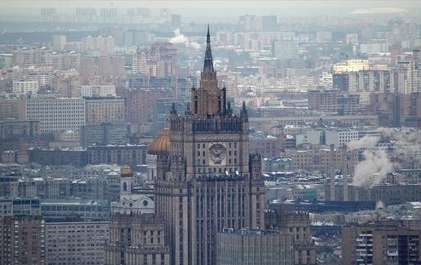 У Москві назвали  бездумним  рішення Ради про країну-агресора