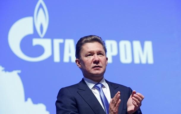 Нові санкції ЄС можуть зачепити Газпром