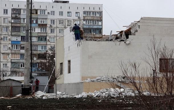 В Донецкой области за сутки погибли шесть мирных жителей