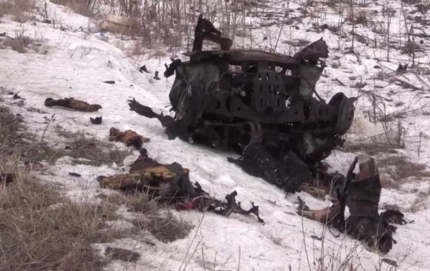 На блокпосту сил АТО подорвался водитель-смертник - пресс-центр