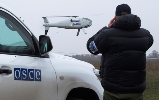 Под Донецком авто миссии ОБСЕ столкнулось со  скорой