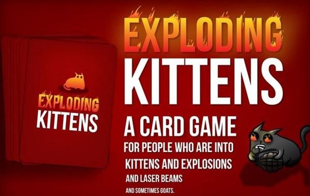 Игра о взрывоопасных котах продолжает устанавливать рекорды