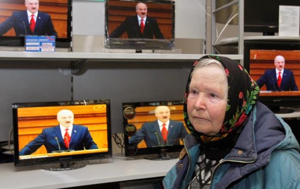 Почему белорусам не показывают украинское ТВ