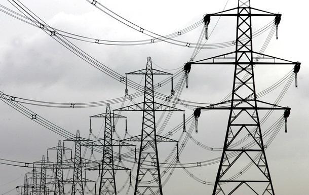 Украина в 2014 году снизила производство электроэнергии на 5,8%