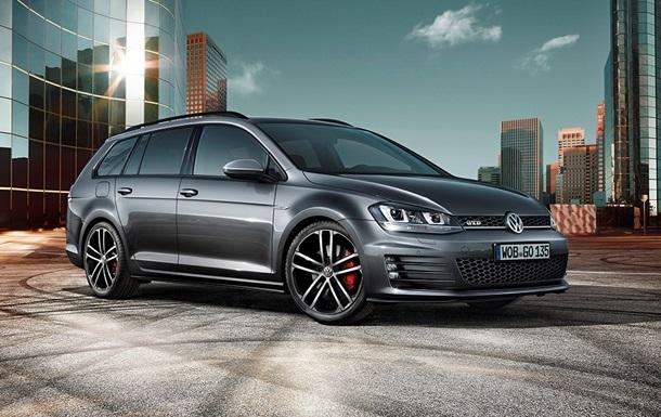 Volkswagen привезет в Женеву новый  семейный  Golf
