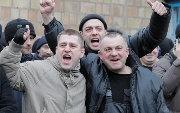 Мобилизация в Украине фото