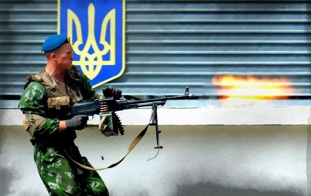Украина ведет переговоры о получении летального оружия