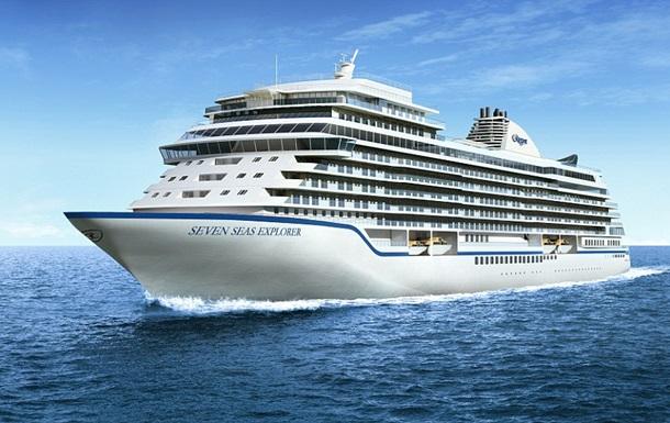 Опубліковані фото розкішного корабля вартістю $450 млн