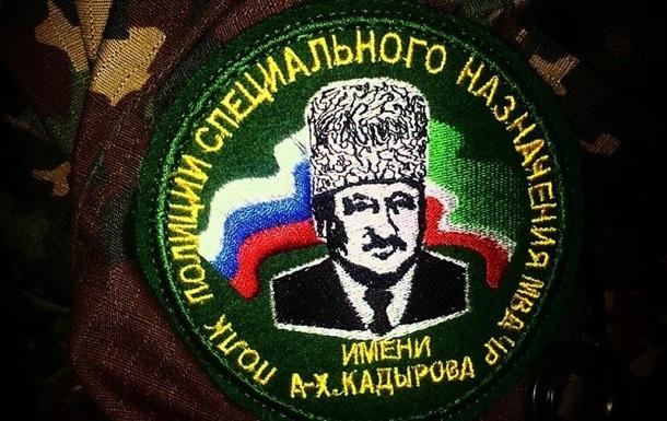 Позиции боевиков  ДНР  и чеченцев возле поселка Пески 30.01.2015