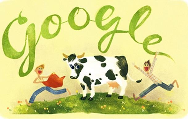 Google присвятив дудл відомому українському письменнику