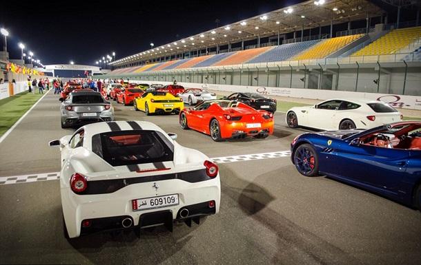 Британская газета показала машины, на которых ездят в арабских странах