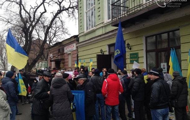 Горсовет Мариуполя со второго раза признал Россию страной-агрессором