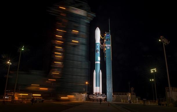 NASA запустило в космос супутник за мільярд доларів