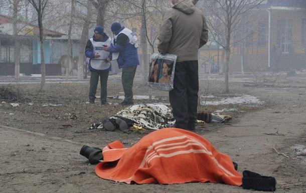 В ОБСЕ рассказали, откуда велся обстрел Донецка