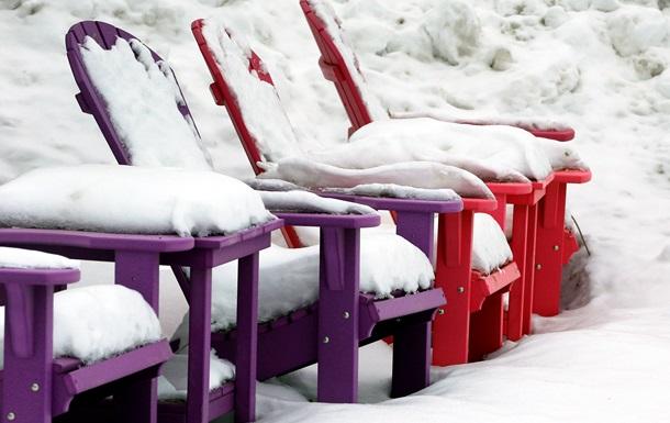 Нью-Йорк, Бостон и Чикаго в ожидании снежной бури