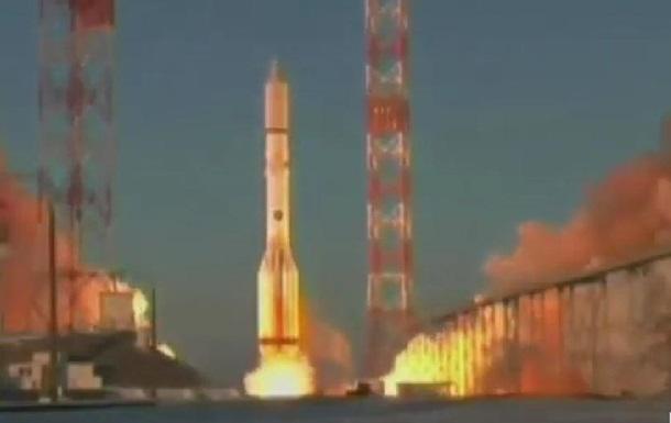 Россия запустила Протон-М впервые в этом году