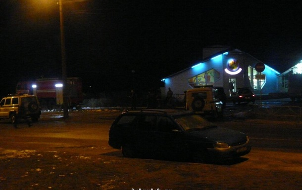 В Беларуси мужчина подорвал себя у магазина