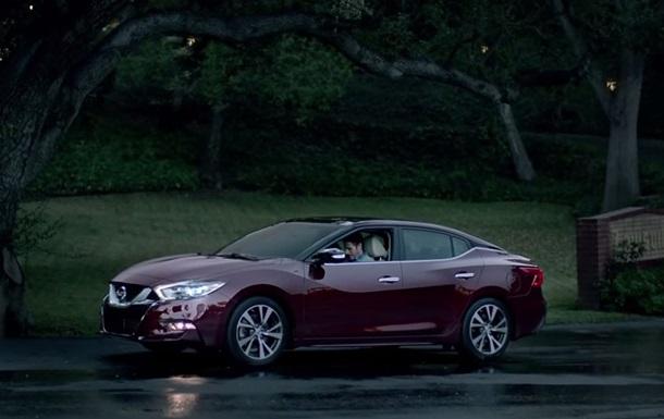 Nissan запустила рекламу новой Maxima до официальной премьеры