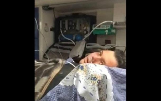 Сєню, бережи руку. Опубліковане відео з пораненим Семенченком