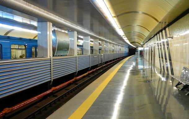 В киевском метро поставят рамки-металлоискатели