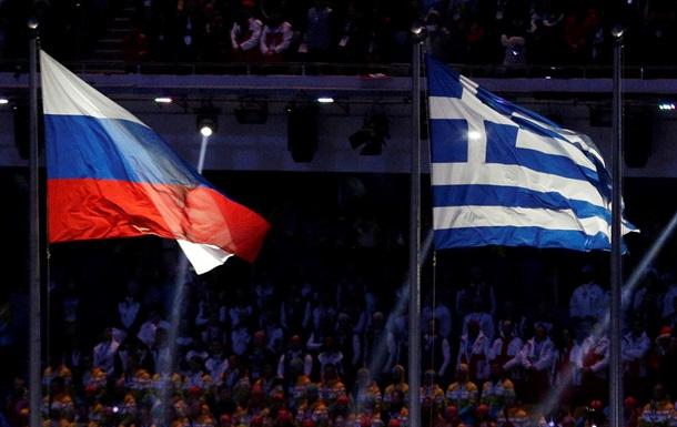Греція поки не розглядає можливість отримання фіндопомоги від Росії