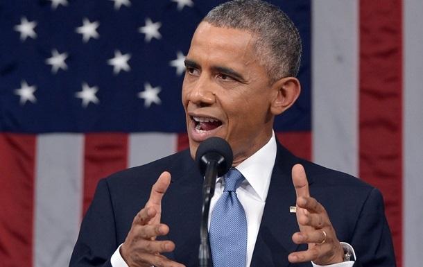 Обама має намір виділити Україні майже сто двадцять мільйонів доларів