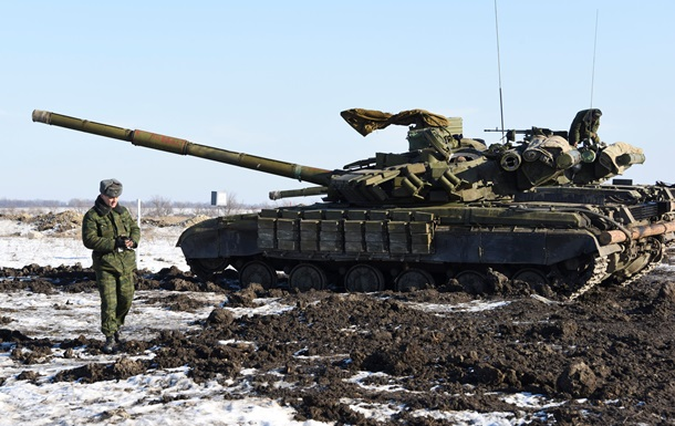 Боевиками были обстреляны Станица Луганская и Крымское