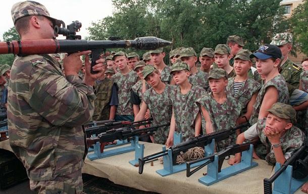 У Росії планують облаштувати понад 140 військових містечок