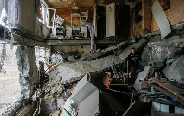 В Донецкой области за сутки погибли шесть мирных жителей, 18 ранены