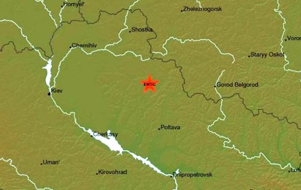 У Полтавській області вперше стався землетрус