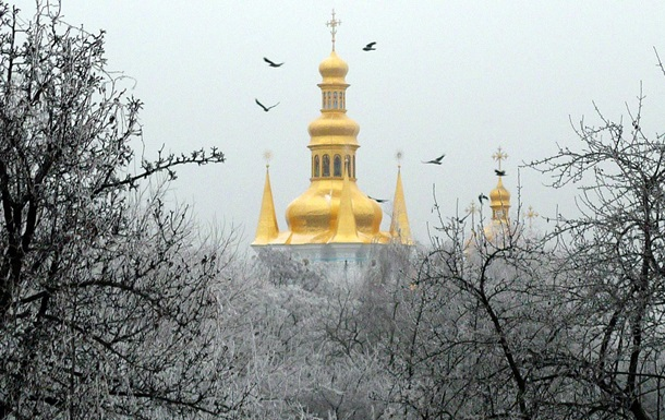В Украине завтра потеплеет до +8 градусов