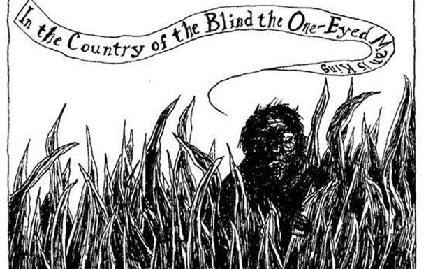 Король-то одноглазый, вот только страна – не слепых