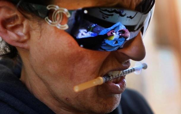 Вчені розповіли, чому наркомани байдужі до небезпеки