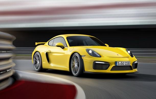Состоялась онлайн-презентация нового Porsche Cayman GT4