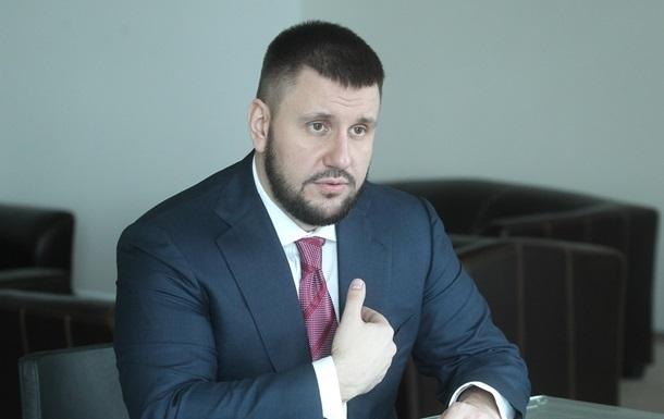 Суд разрешил арестовать экс-министра Клименко