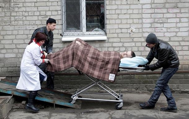 В Днепропетровске на автостоянке взорвалась граната, есть раненые