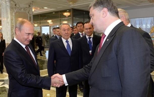 Порошенко добивался перемирия от Путина путем угроз – Financial Times