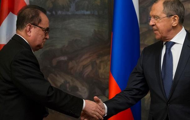 Москва заявляет о  новом этапе  в деловом сотрудничестве России с КНДР
