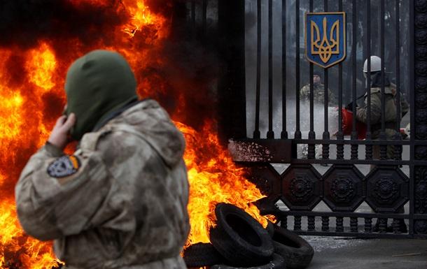 Батальоны бастуют. Чего добиваются добровольцы акциями в Киеве