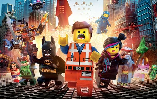 Конструктор Lego визнали найкращою іграшкою у світі