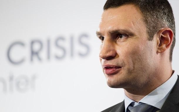 Віталій Кличко зробив заяву у зв язку зі снігопадом у Києві