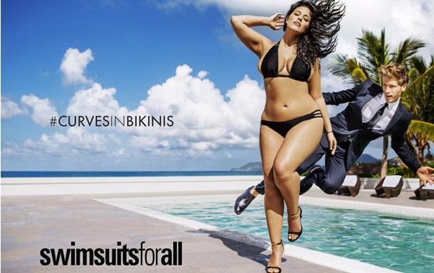 На обложке Sports Illustrated впервые появится модель с 50 размером одежды