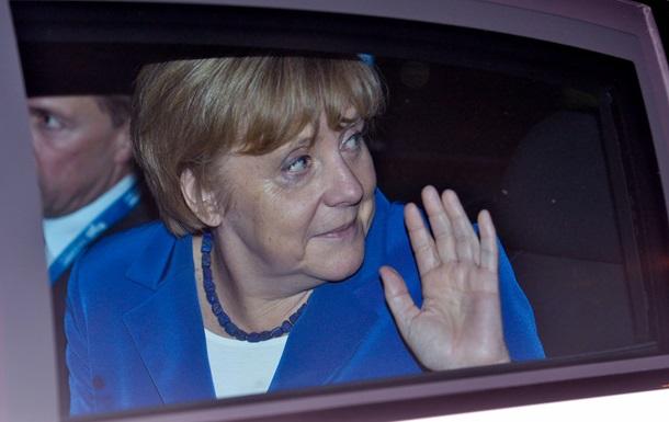 Олланд и Меркель уже прибыли в Киев
