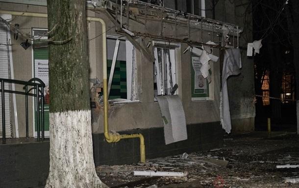 Очередной взрыв в Одессе прогремел у отделения банка