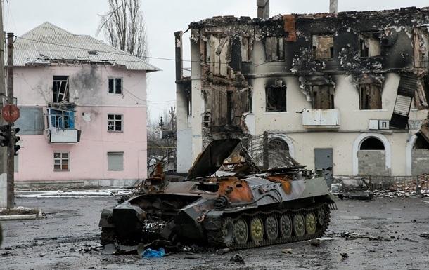 У Дебальцево объявлено перемирие: жители смогут покинуть город