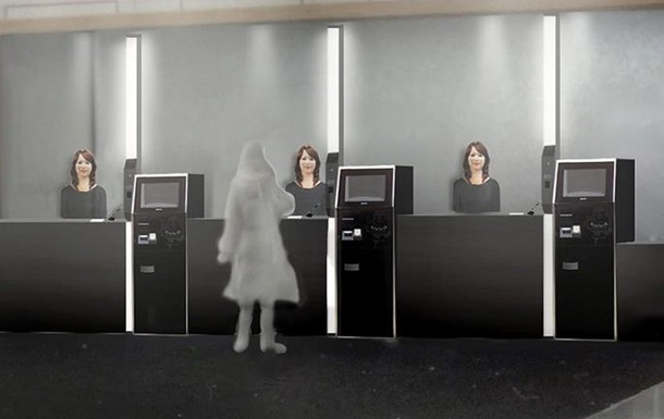 У Японії відкриють перший у світі готель з персоналом із роботів