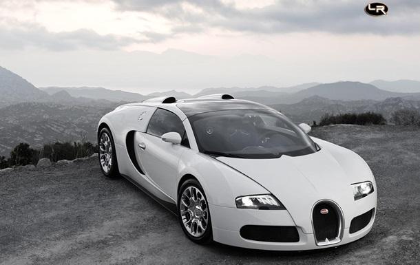 Bugatti привезет в Женеву последнюю модель из линейки Veyron